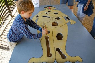 TC Makers Life-Sized Operation Game