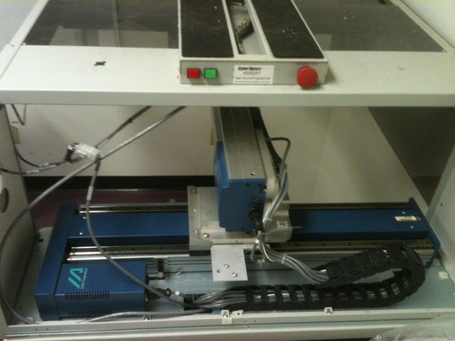 CyberOptic CNC