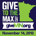 Give to the Max Day 2013