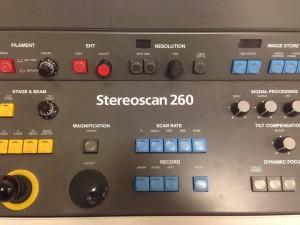 Stereoscan_260_panel