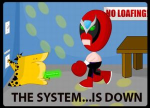 system-down