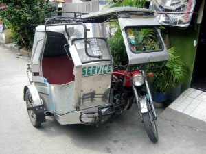MANILA FUN MOTORCYCLE CART